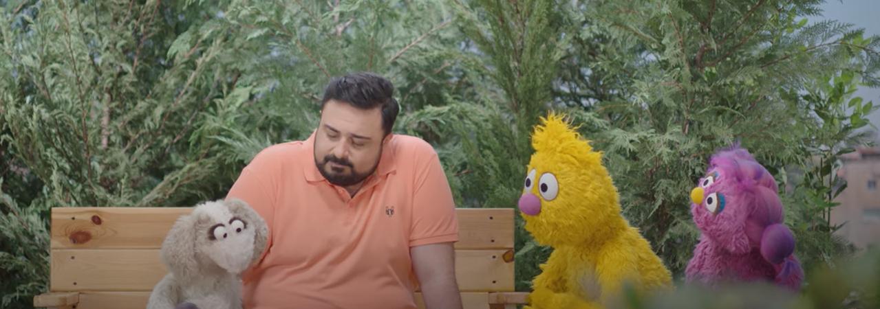 Hadi is Sad Hero